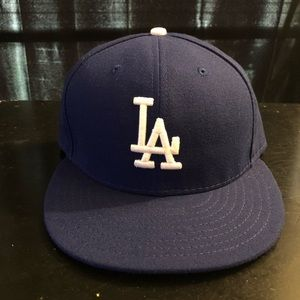 New Era Los Angeles Dodgers Fitted 7 3/4